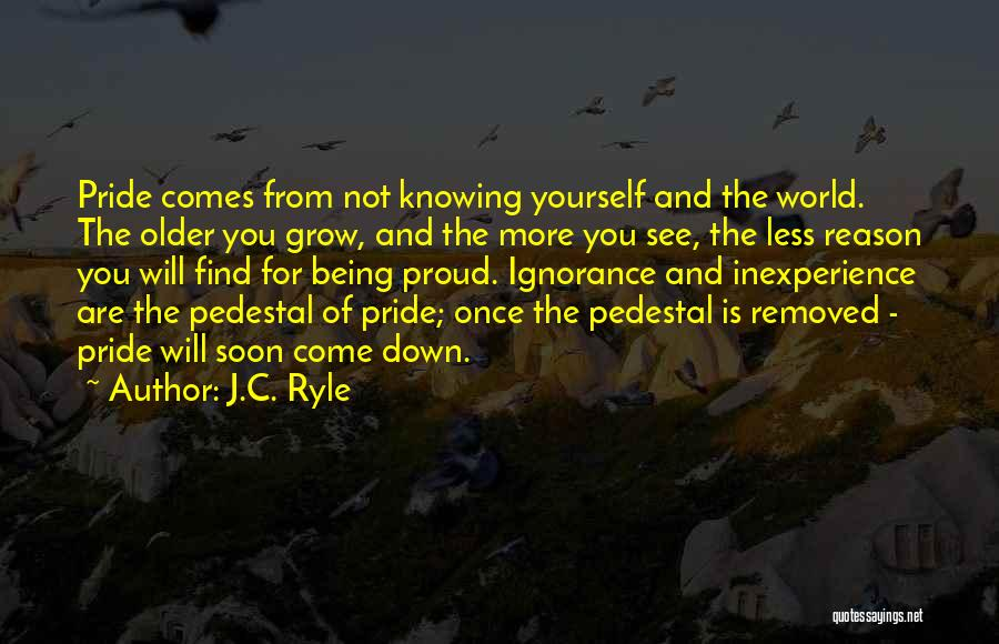 Knowing When You Find The One Quotes By J.C. Ryle