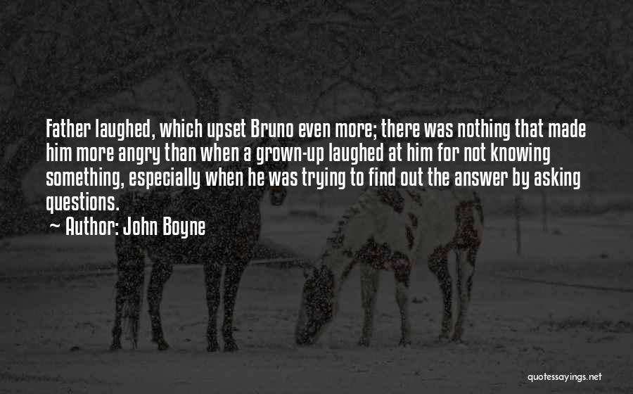Knowing When You Find The One Quotes By John Boyne