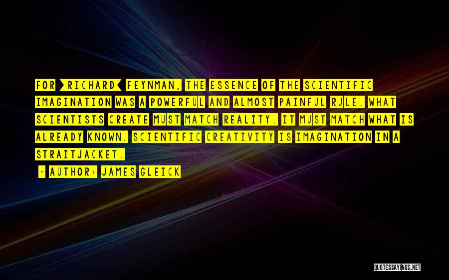 Knowledge And Creativity Quotes By James Gleick