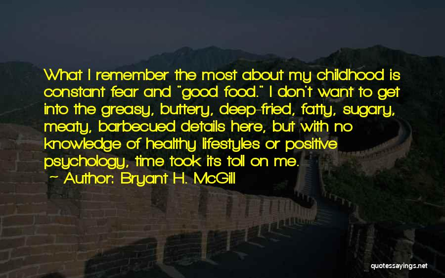 Knowledge Is Food Quotes By Bryant H. McGill