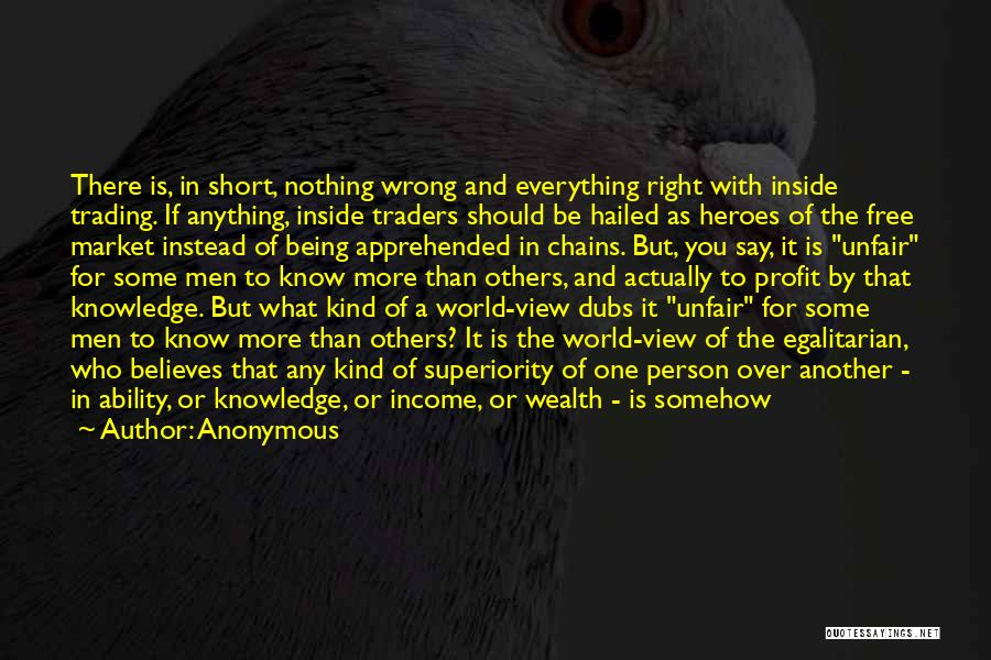 Knowledge Is Wealth Quotes By Anonymous