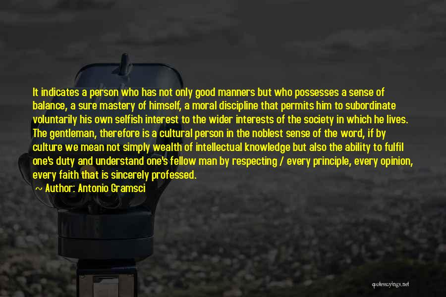 Knowledge Is Wealth Quotes By Antonio Gramsci