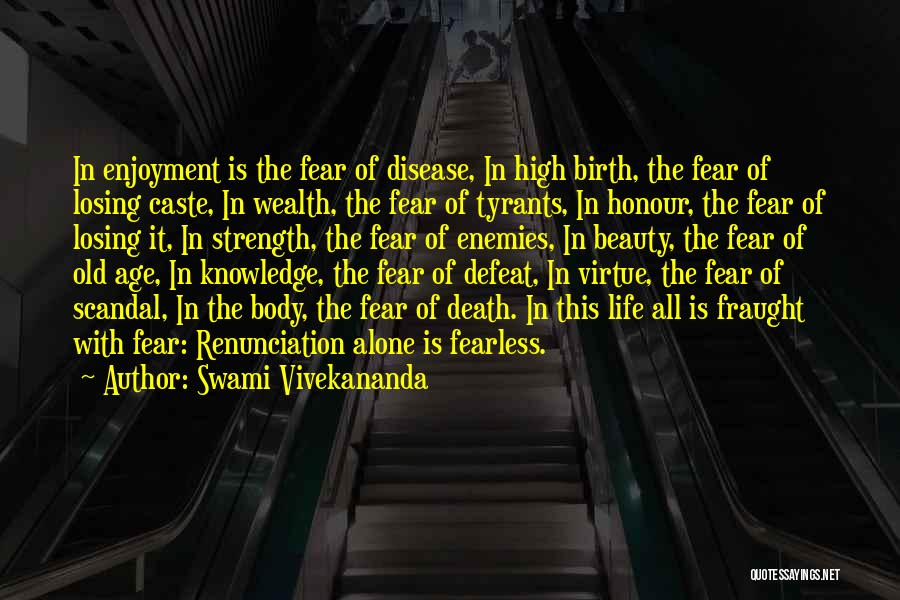 Knowledge Is Wealth Quotes By Swami Vivekananda