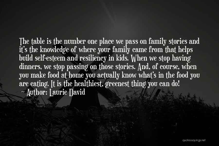 Knowledge Of Self Quotes By Laurie David