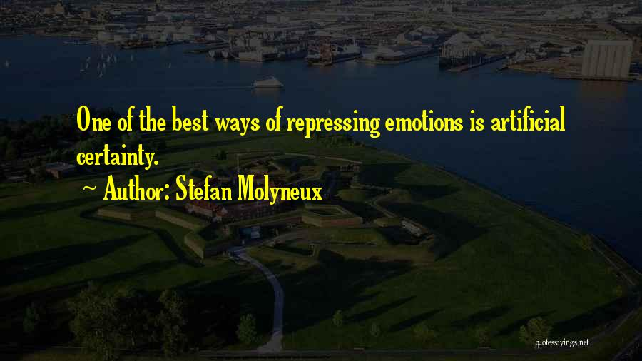 Knowledge Of Self Quotes By Stefan Molyneux