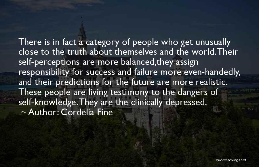 Knowledge Of The World Quotes By Cordelia Fine