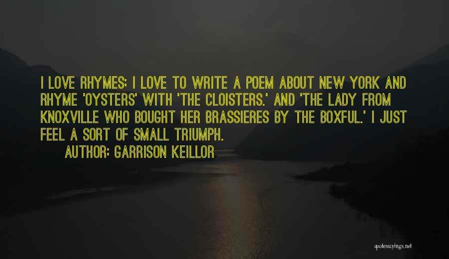 Knoxville Quotes By Garrison Keillor