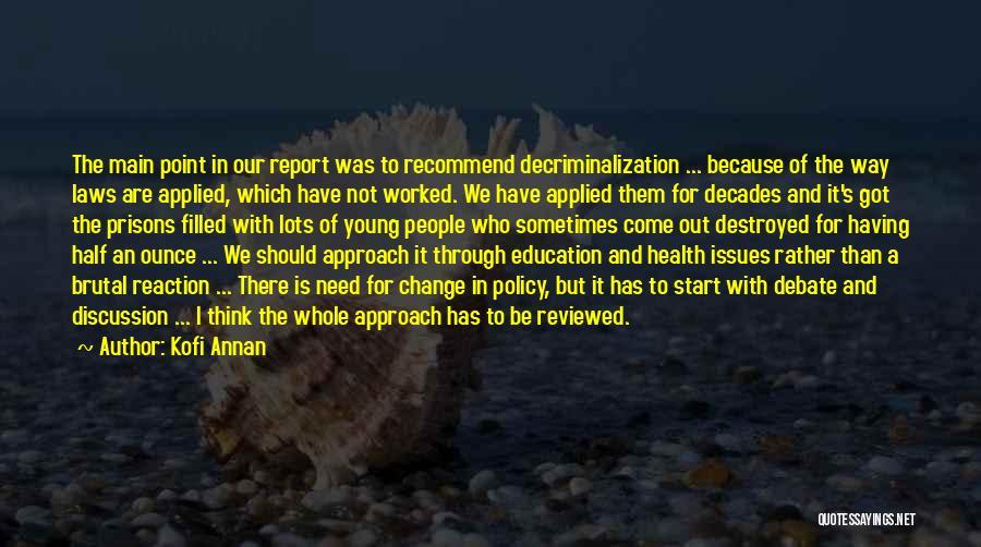 Kofi Annan Quotes 1098129