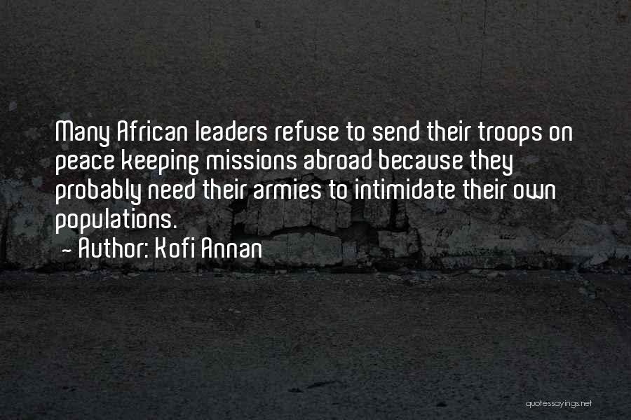 Kofi Annan Quotes 1197418