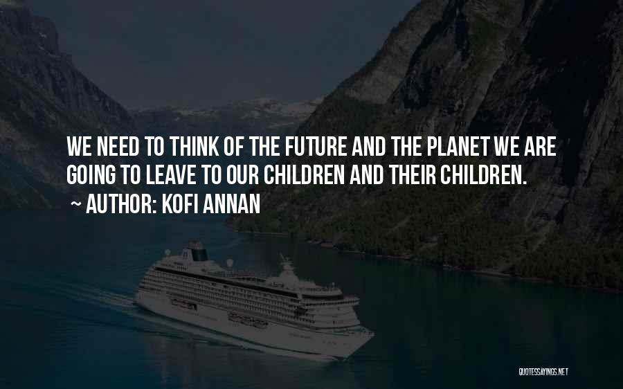 Kofi Annan Quotes 1334762