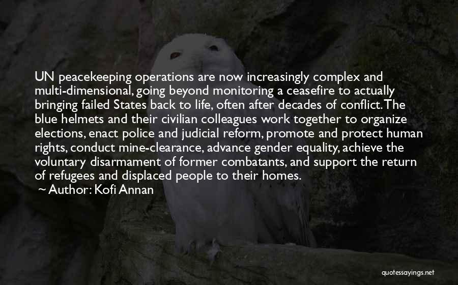 Kofi Annan Quotes 1373176