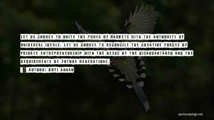 Kofi Annan Quotes 1405802