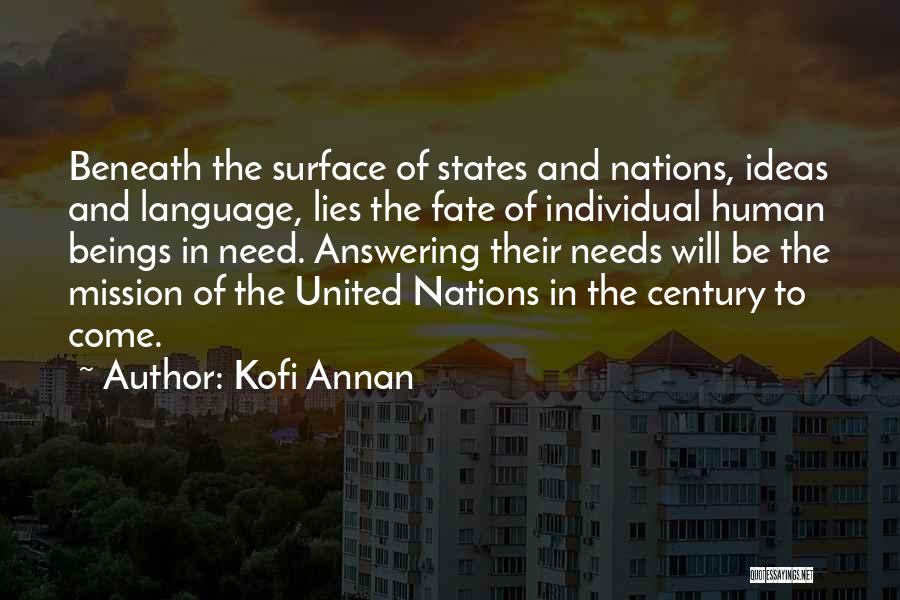 Kofi Annan Quotes 1414818