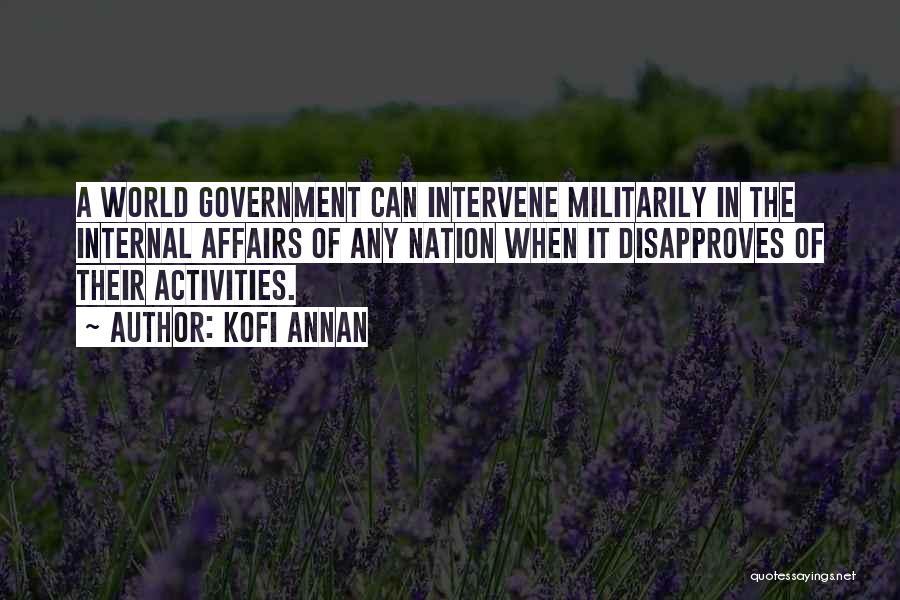 Kofi Annan Quotes 1451312