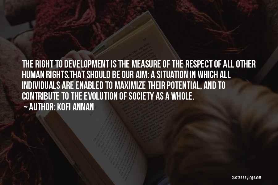 Kofi Annan Quotes 1462296
