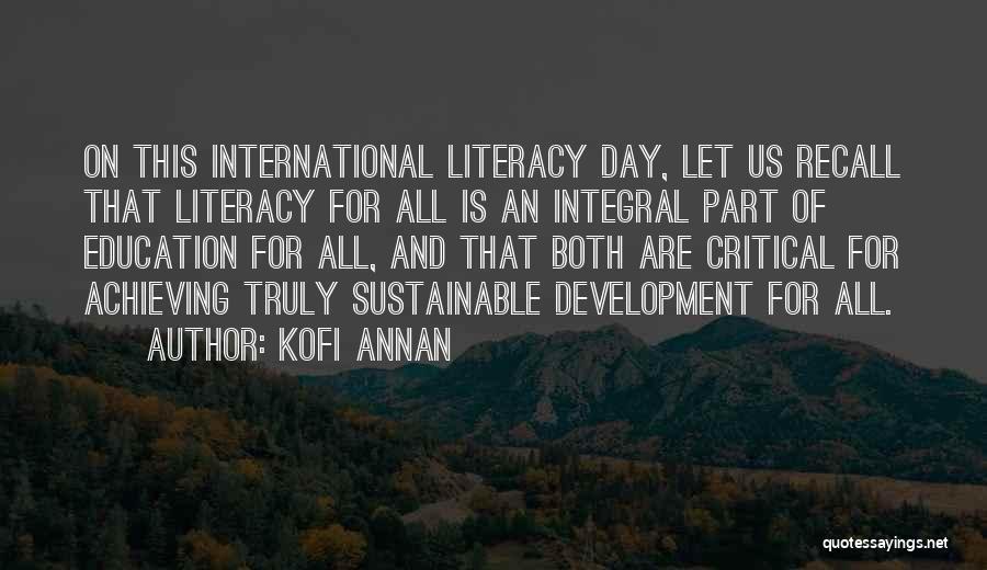 Kofi Annan Quotes 1699302