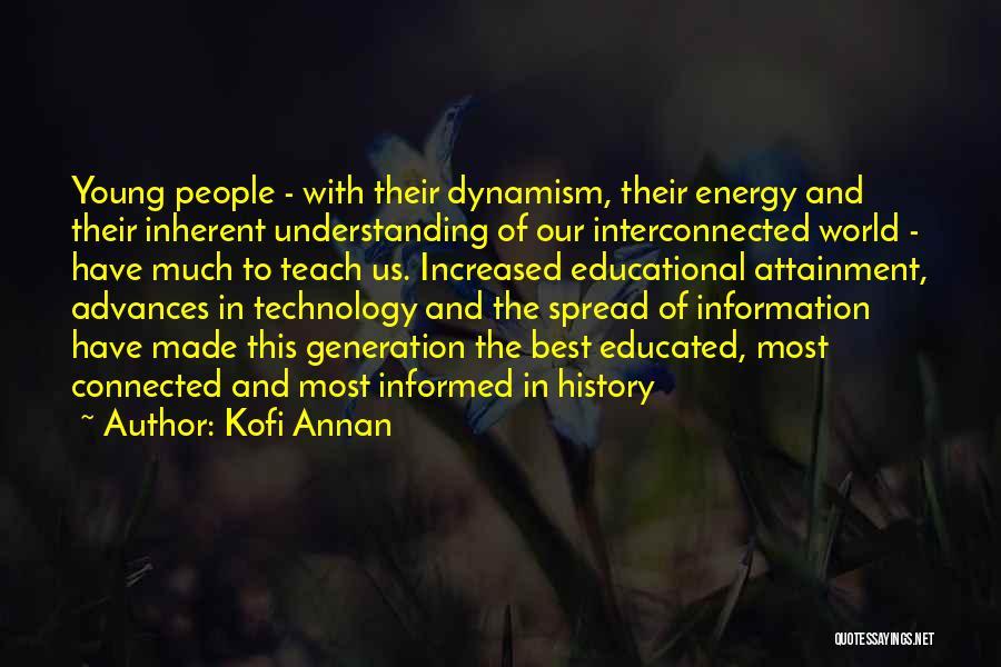 Kofi Annan Quotes 1815335