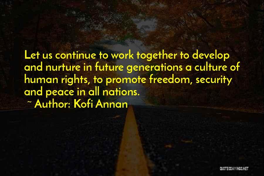 Kofi Annan Quotes 1870087
