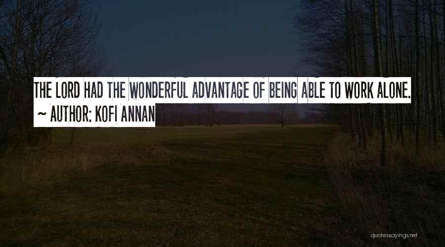 Kofi Annan Quotes 1985874