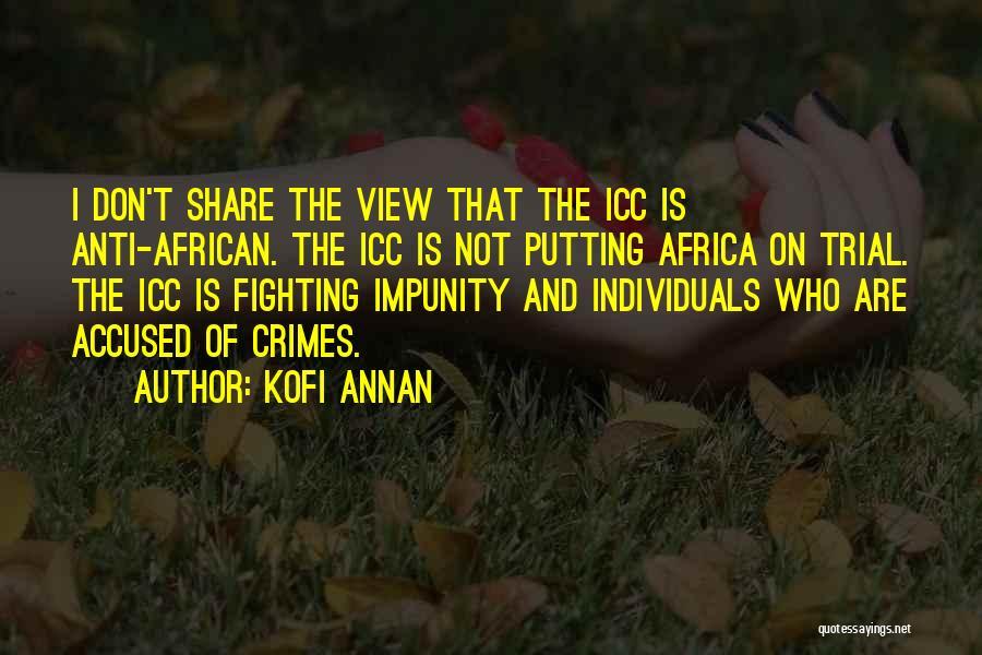 Kofi Annan Quotes 2058729