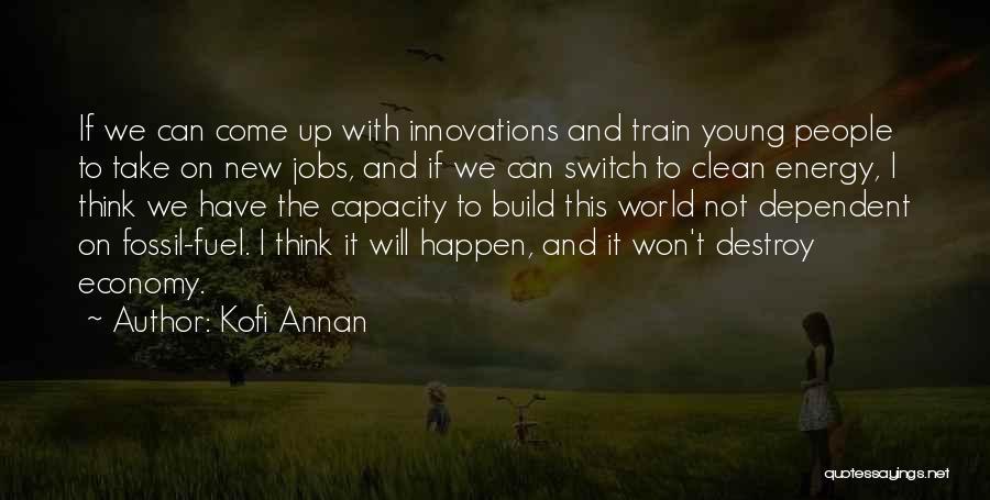 Kofi Annan Quotes 2100314