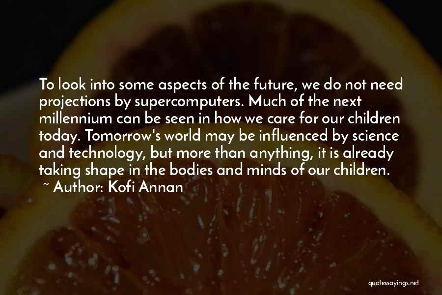 Kofi Annan Quotes 325224