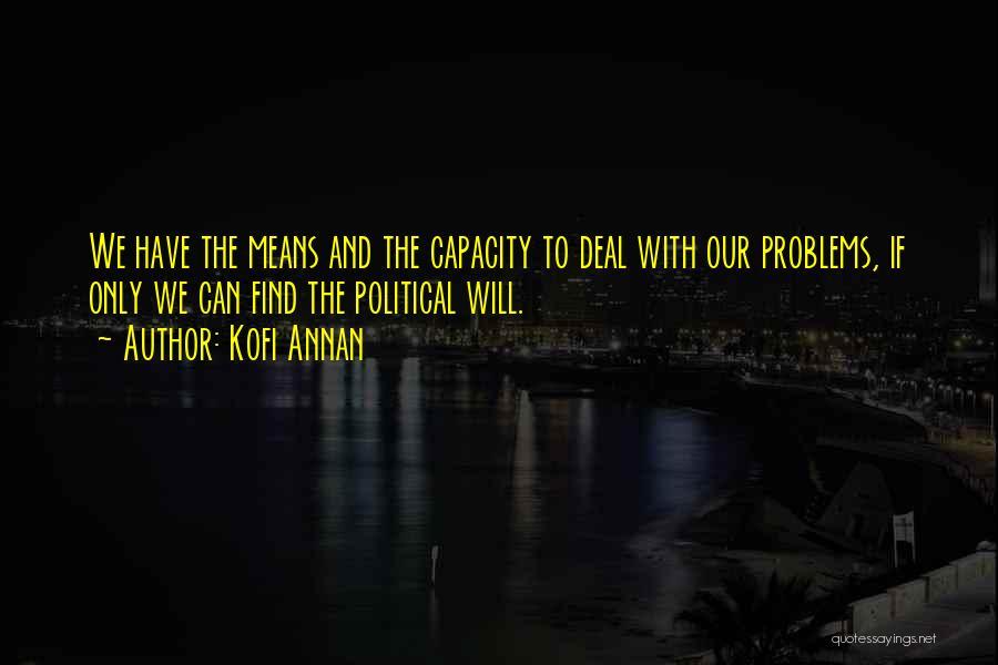Kofi Annan Quotes 517255