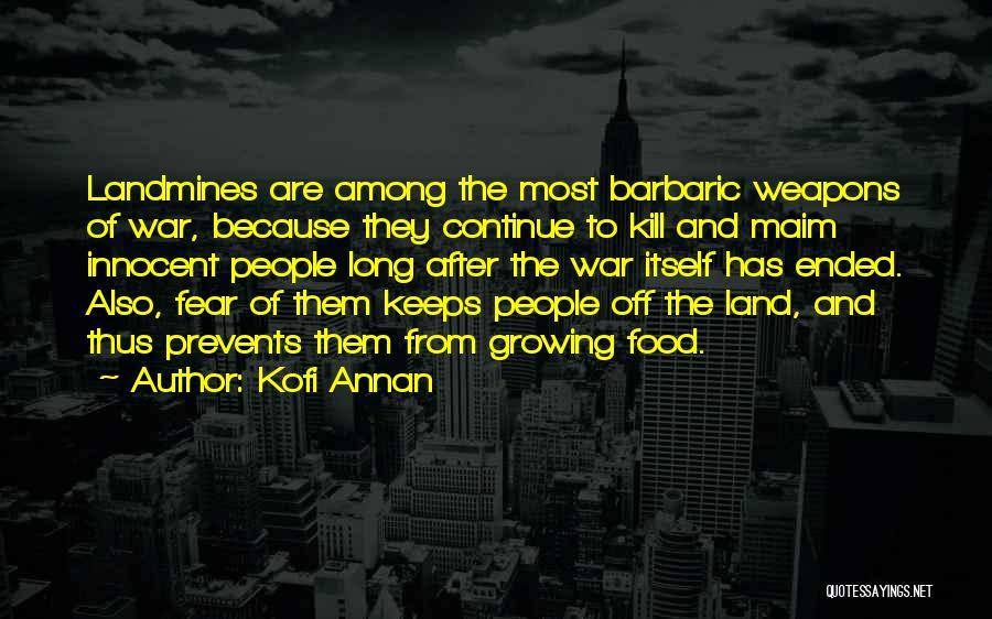 Kofi Annan Quotes 598077