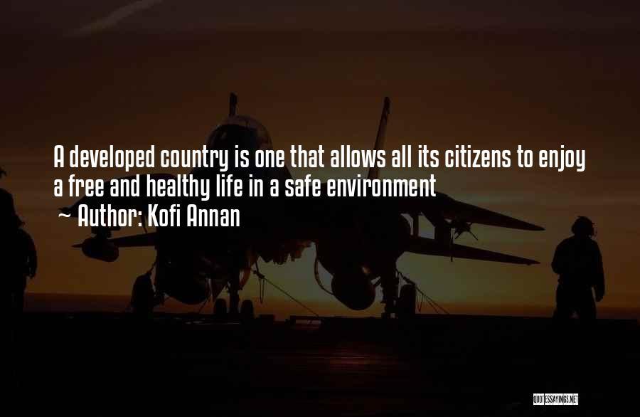 Kofi Annan Quotes 699732