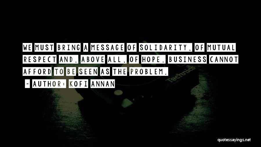 Kofi Annan Quotes 873758