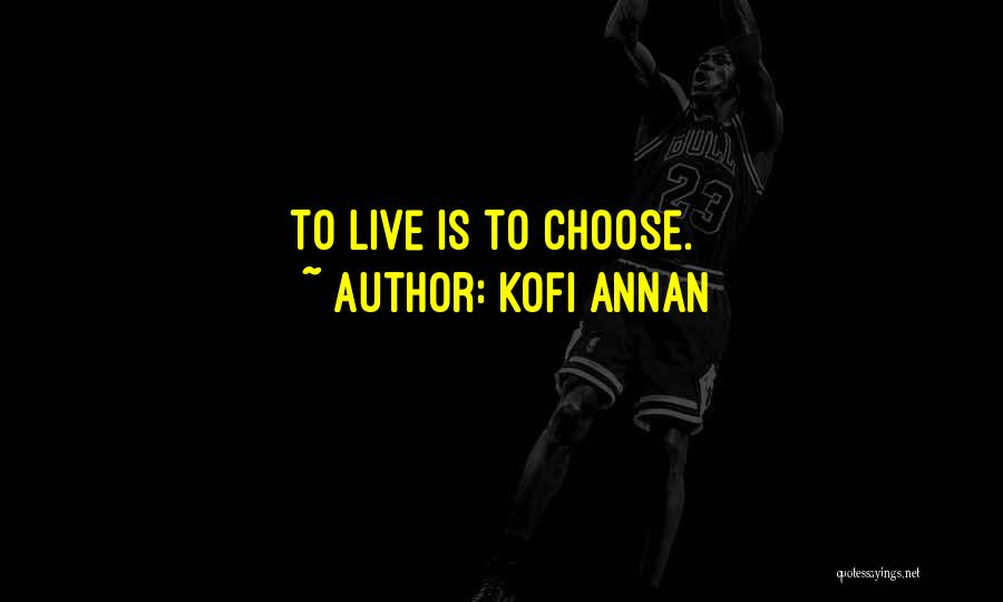 Kofi Annan Quotes 874835