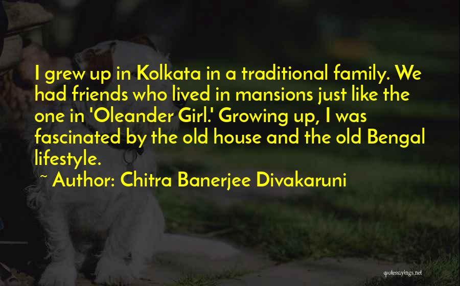 Kolkata Quotes By Chitra Banerjee Divakaruni