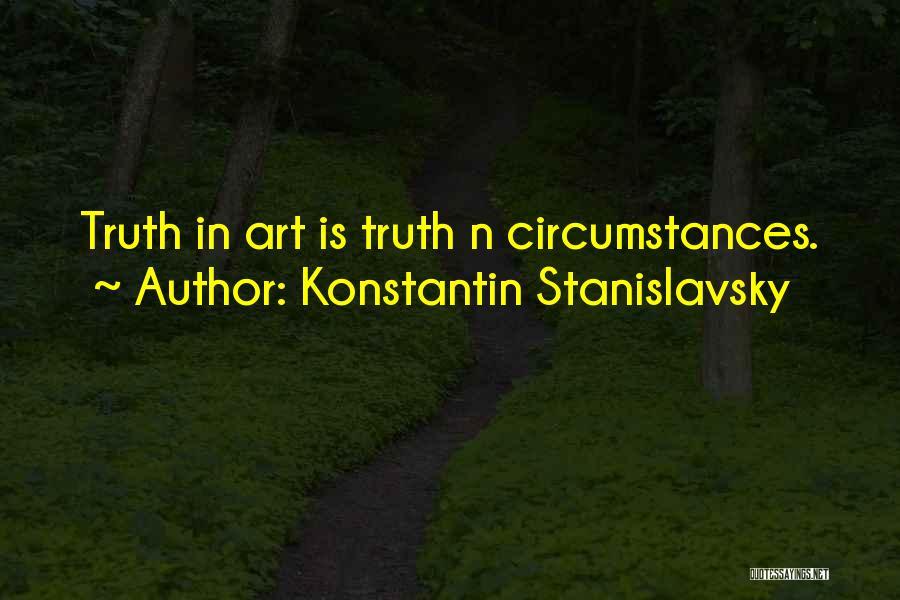 Konstantin Stanislavsky Quotes 236441