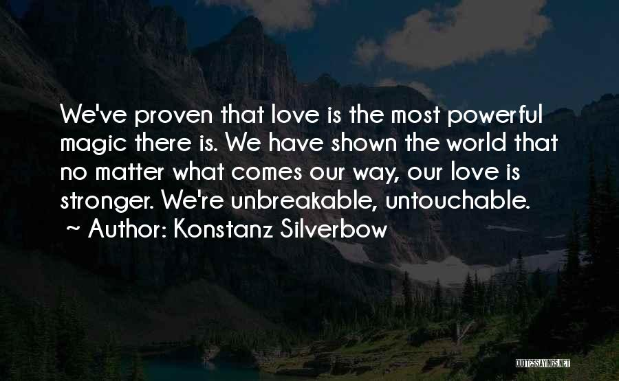 Konstanz Silverbow Quotes 1077609