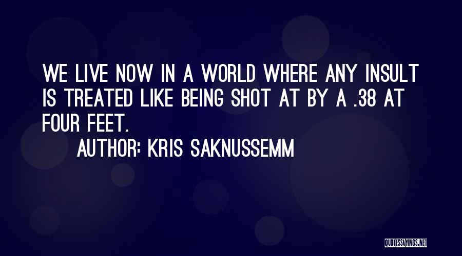Kris Saknussemm Quotes 888271