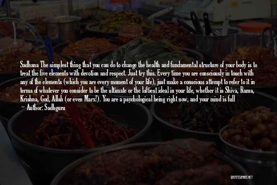 Krishna Conscious Quotes By Sadhguru