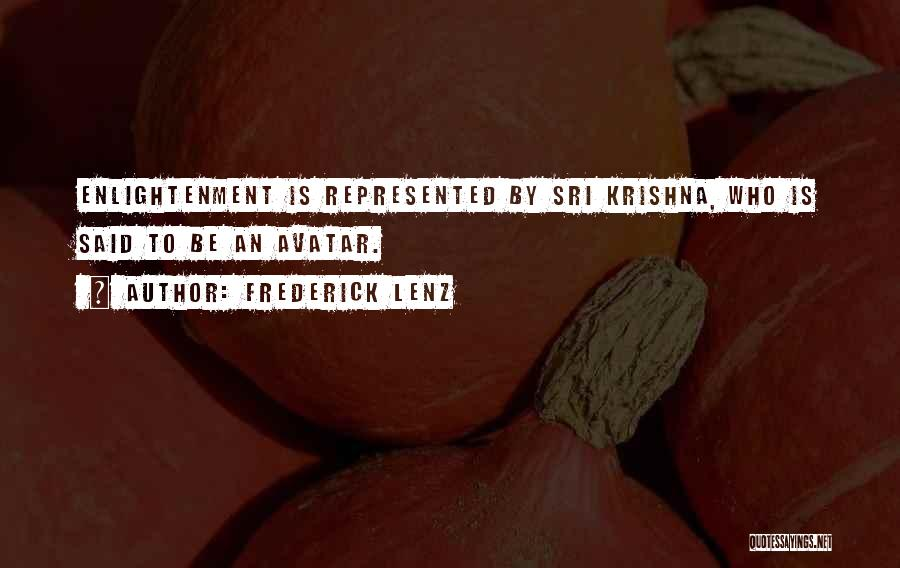 Krishna Karma Yoga Quotes By Frederick Lenz