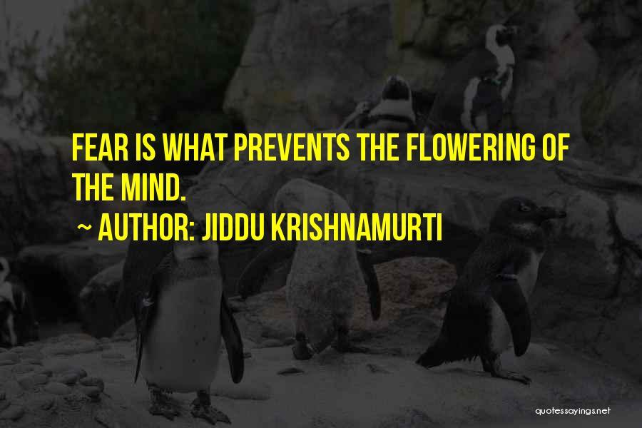 Krishnamurti Teaching Quotes By Jiddu Krishnamurti