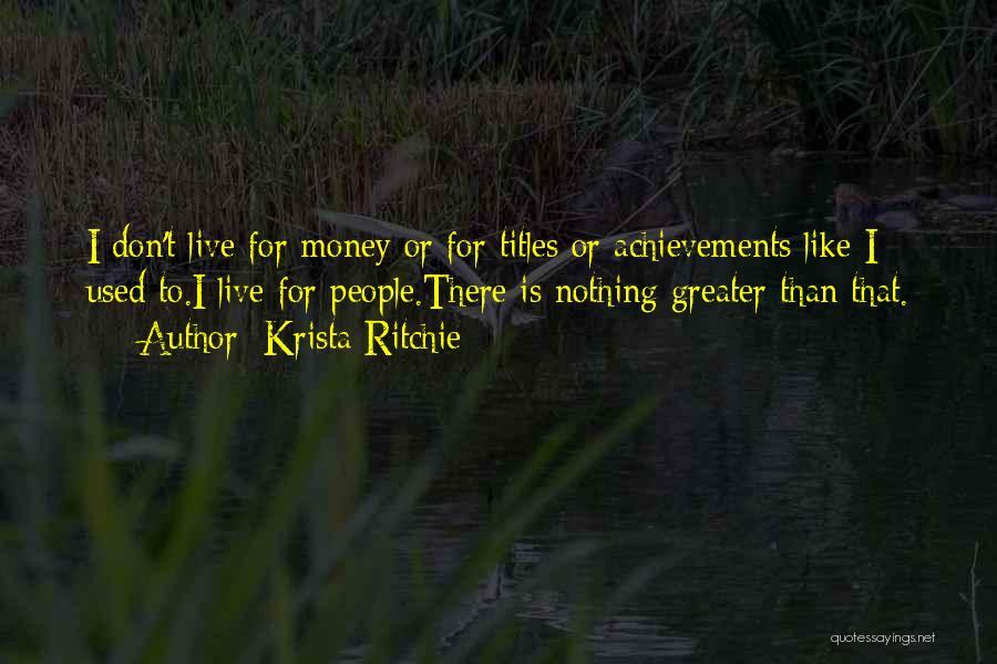 Krista Ritchie Quotes 1037821