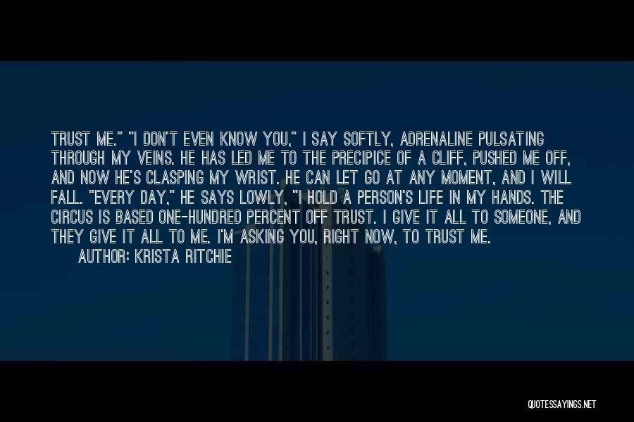 Krista Ritchie Quotes 1091228