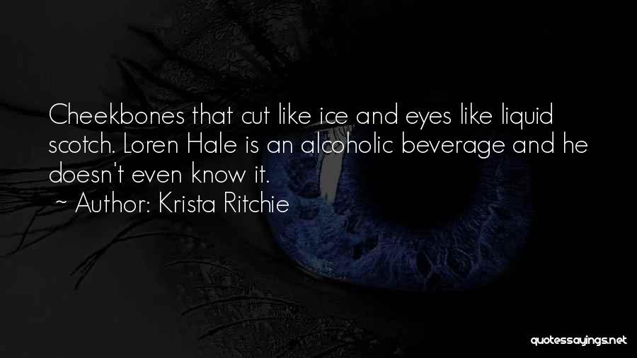 Krista Ritchie Quotes 1143560