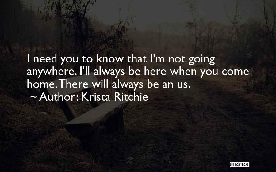 Krista Ritchie Quotes 1162262