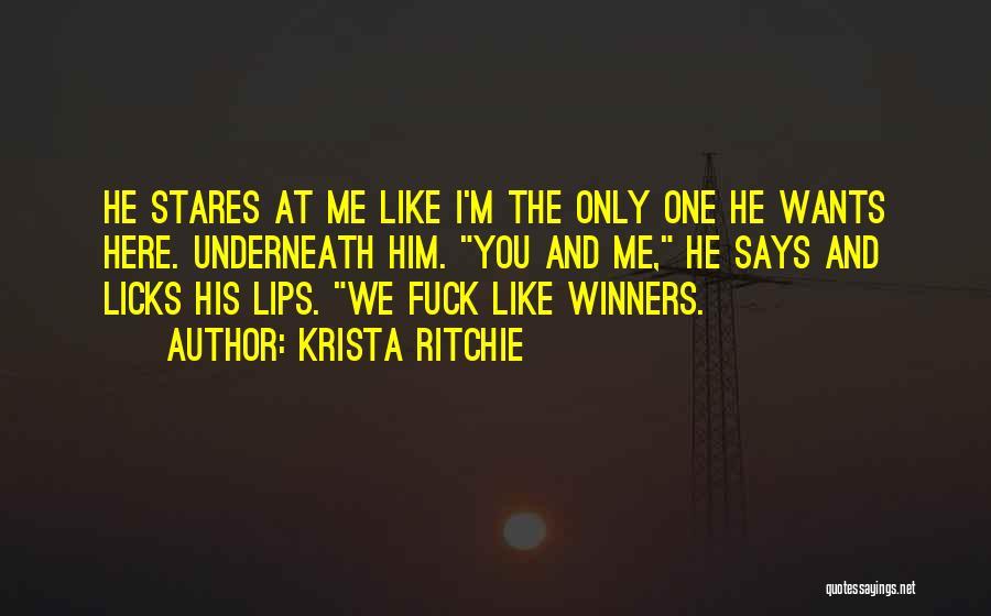 Krista Ritchie Quotes 1194051