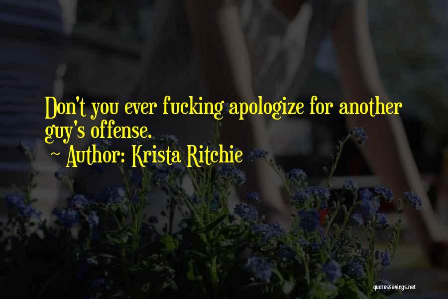 Krista Ritchie Quotes 1208307