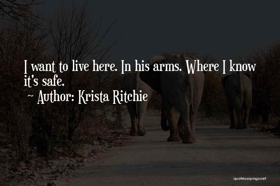 Krista Ritchie Quotes 1291456