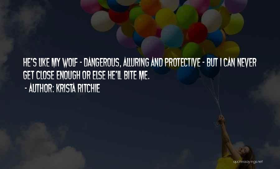 Krista Ritchie Quotes 1350328