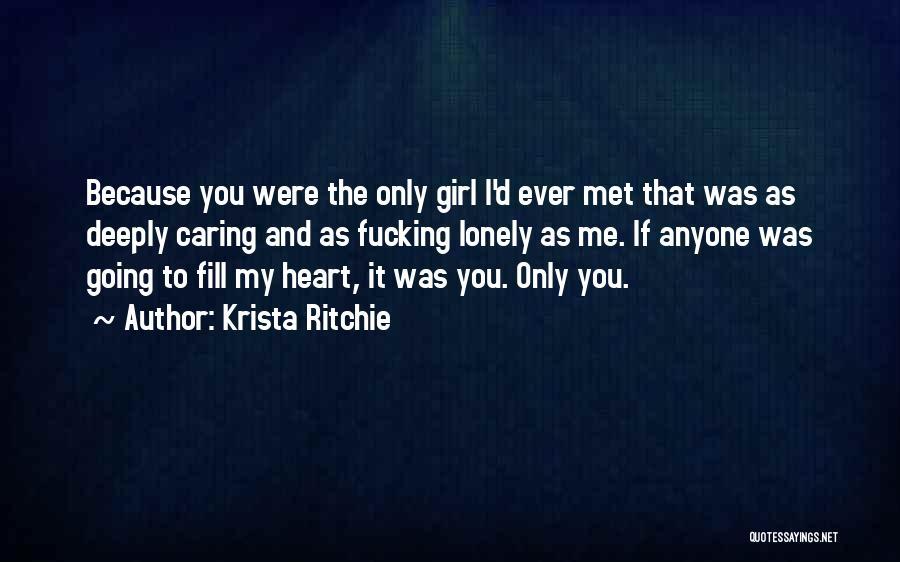 Krista Ritchie Quotes 1360626