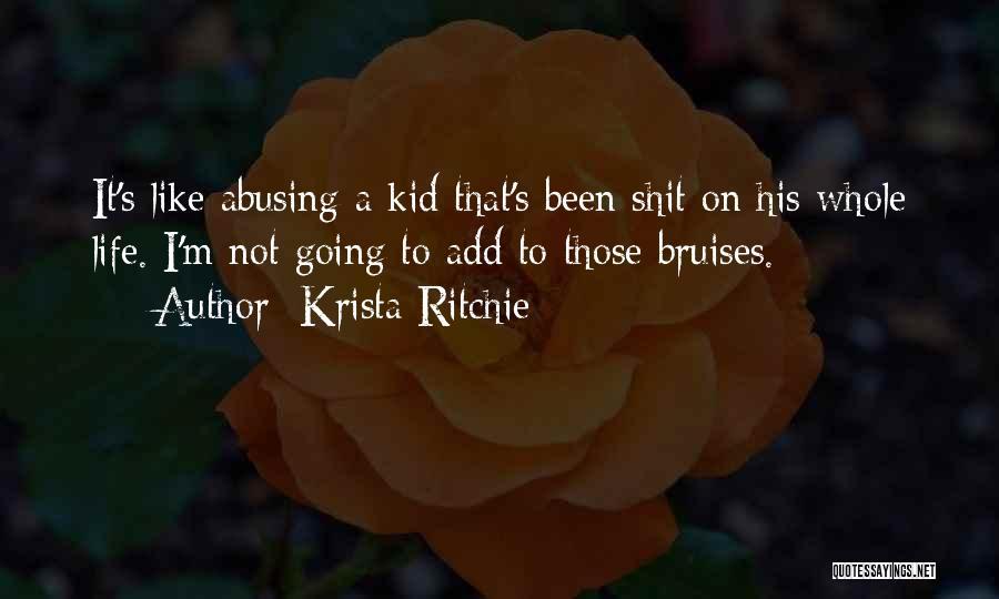 Krista Ritchie Quotes 1370252