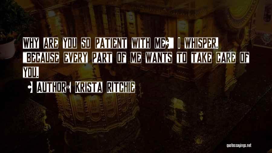 Krista Ritchie Quotes 1480358