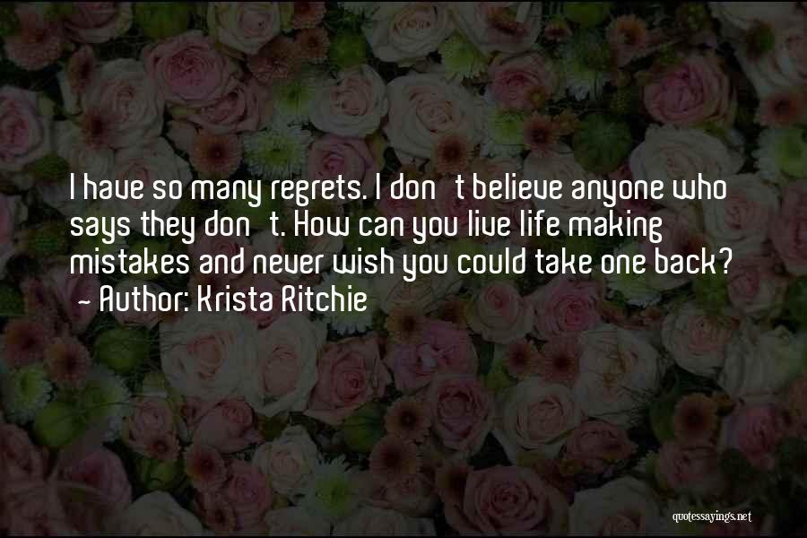 Krista Ritchie Quotes 1601302